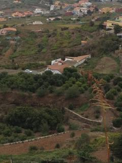 Arial View Of Los Suertes Finca