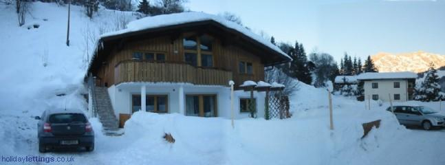 Winter Holiday Home Location