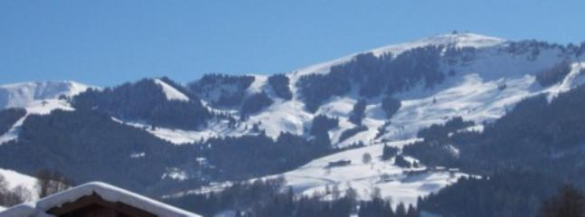 Arberg Mountain Main Ski Area