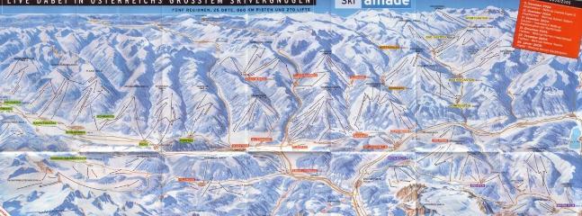 Ski Amade - 270 ski lifts on 1 pass........ Enough?