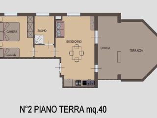 Appartamento Bilocale Vista Mare, Rimini