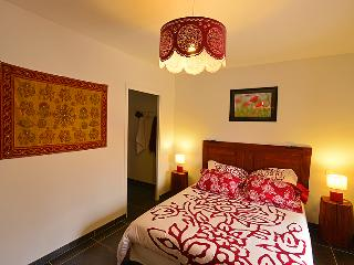 Chambre Pondichery; Le clos des pierres rouges