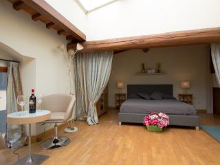 Newly-renovated two bedroom loft in the heart of Florence