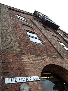 There is no finer address in Wells than The Quay!