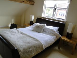 Hayloft with Kingsize Bed