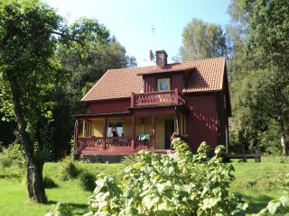 Nore :  convenient for the Swedish Rally, comfortable cottage
