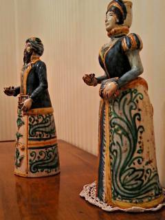 Sicilia pottery details.