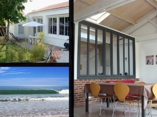 Bungalow house 'Loft style'