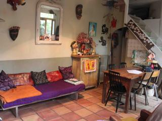 Paris: lovely duplex with private garden