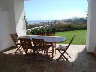 Alcaidesa Village Garden + Sea views