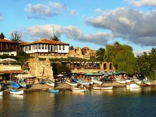 The historical town of Nessebar is at your doorstep.