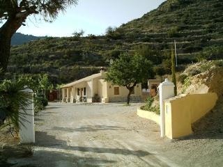 Casa Rural Genoveva II en Relleu (Alicante)
