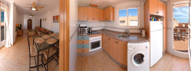 Kitchen with everything you need for your stay