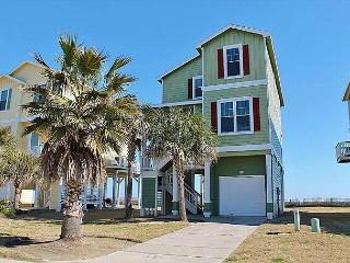 Pointe West Cottage, 3 BR, 3 BA, Wi-Fi, Beach Club, Infinity Pool, Galveston