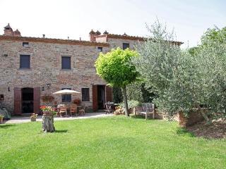 La Fenice from the garden