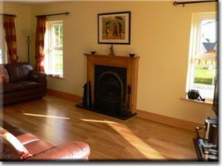 Relax in the sitting room with open fire, sky tv and free wifi.