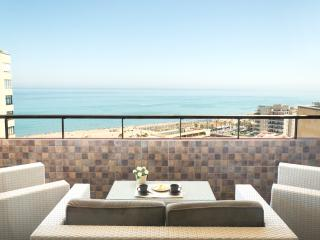 LIVING4MALAGA - PLAYAMAR - TERRAZA ESPECTACULAR