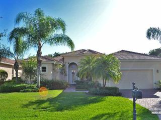 Spacious pool home with Player's Club Membership located in prestigious Lely Resort, Naples