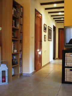 Casa Al Vent Hallway