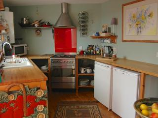 Well-eqipped kitchen
