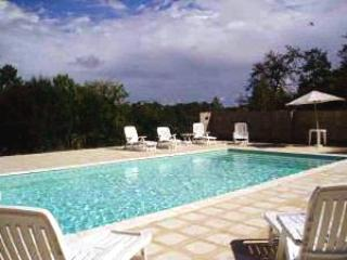 Languish in our 10x5 heated pool with spacious sun terrace