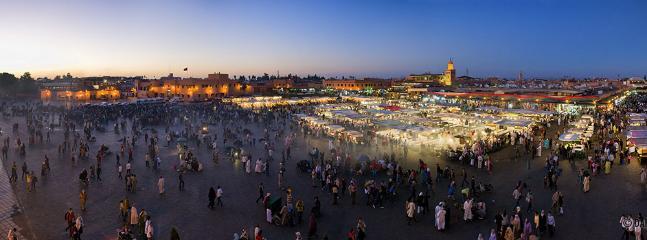 Take a trip to Morocco!!