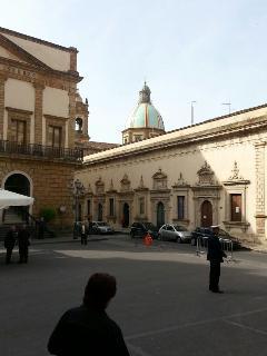 Piazza Municipio - Casinò dei Nobili