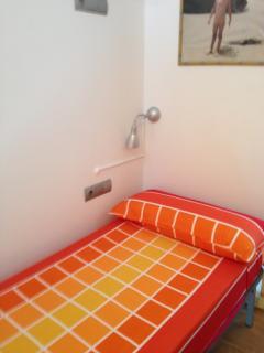 Dormitorio pequeño. Pendiente foto de las literas