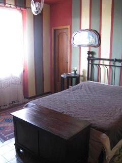 Stanza da letto 'degli sposi' - 1 letto matrimoniale