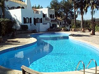 One of the 3 nearby swimming pools