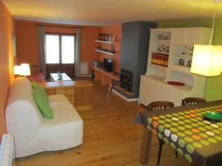 Zona comedor - sofá cama (140x190)