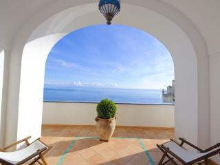 Casa Elena - amazing sea view and garden, Praiano
