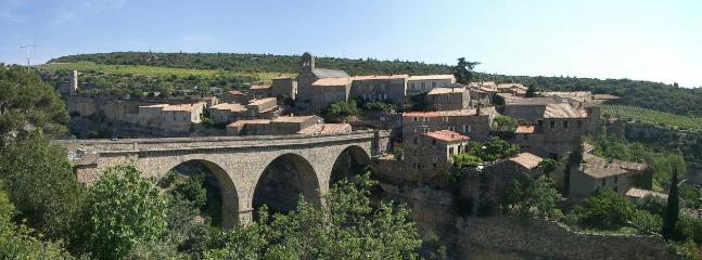 Historic Minerve - 15 minutes from Bize