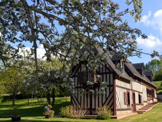 LOVELY COTTAGE FOR 6 PERS. IN NORMANDY PAYS D'AUGE, Les Champeaux