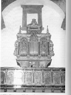 L'organo della Chiesa Madre di Galati Mamertino
