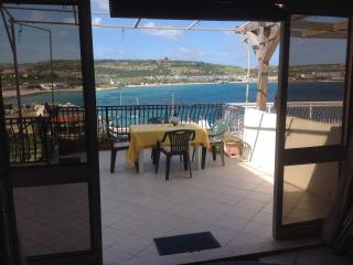 Mellieha Bay seaview apartment
