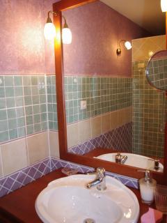 Shower room N° 2