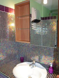 Shower room N° 3