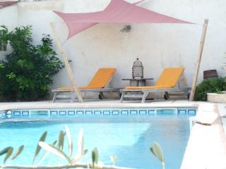 Gîte de charme avec piscine, Gignac