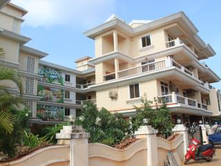Riverside Cavelossim Goa: 2Bedroom Moderm Apartment, Walking Distance to Beach