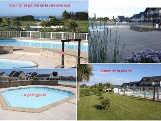 le locmoran piscine et plage, Clohars-Carnoet