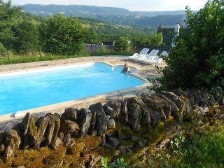 La Maison de Vigneron, piscine chauffee privee