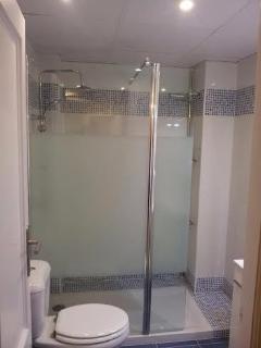 Baño reformado totalmente