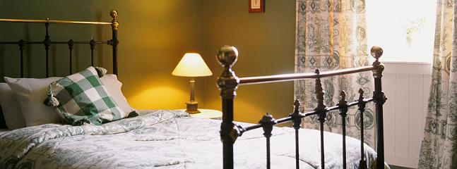 The Green Double Room