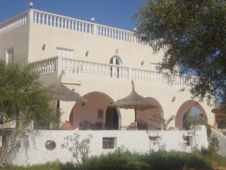 Ranch El-Manar Hotel de Charmè, Sangho