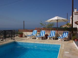 Villa Anatole,Pegia,fantastic sea & mountain views, Peyia