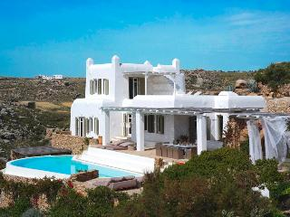 Hermione - Minimal design villa with private pool, Mykonos-Stad