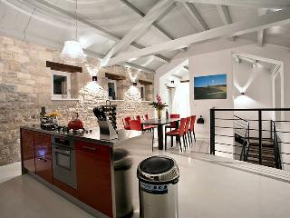Upstairs Kitchen/Dining area