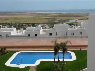Apto con jardin/piscina, Conil de la Frontera