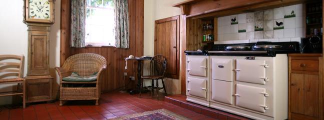 Castle Lachlan Kitchen